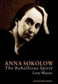 Anna Sokolow by Larry Warren
