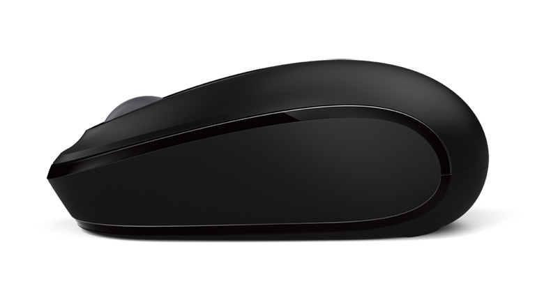 Microsoft Wireless Mobile Mouse 1850 (Black) image