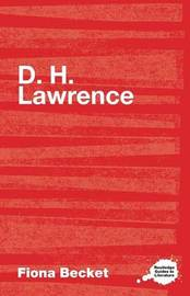 D.H. Lawrence by Fiona Becket image