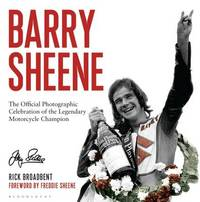 Barry Sheene by Rick Broadbent