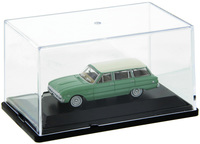 Road Ragers: Ford 1962 XL Wagon - Green/White (1:87 Scale)