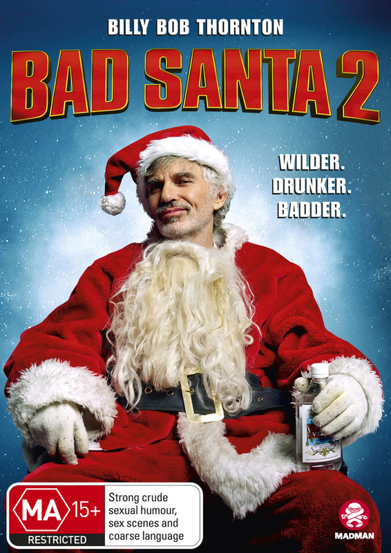 Bad Santa 2 Dvd In Stock Buy Now At Mighty Ape Australia