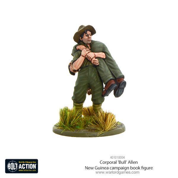 Corporal Bull Allen Exclusive Miniature
