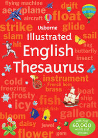 Illustrated English Thesaurus by Fiona Chandler