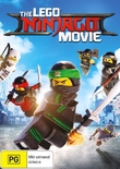 The Lego Ninjago Movie on DVD
