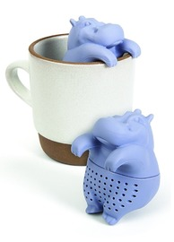 Gama-Go: Hippo - Novelty Tea Infuser