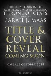 Untitled Throne of Glass by Sarah J Maas