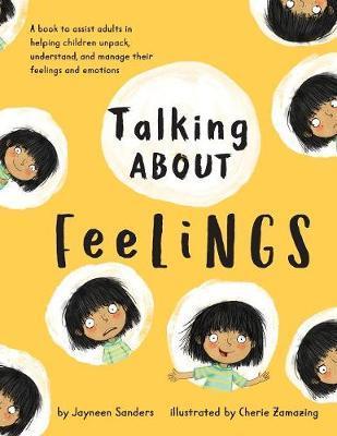 Talking about Feelings by Jayneen Sanders image
