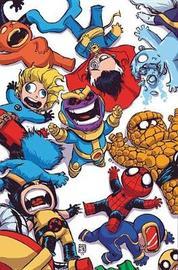 The Marvel Art Of Skottie Young by Skottie Young