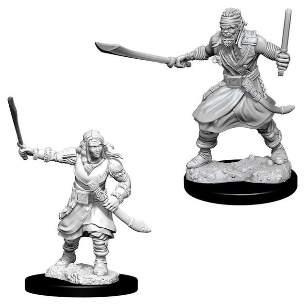 D&D Nolzur's Marvelous: Unpainted Miniatures - Bandits