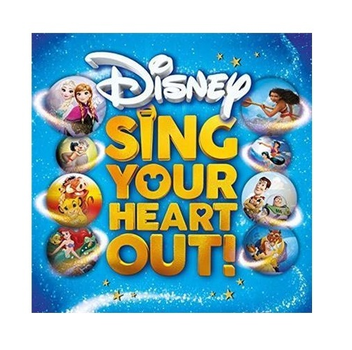 Sing Your Heart Out Disney by Various