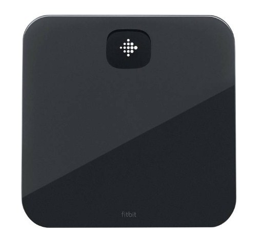 Fitbit Aria Air Bluetooth Digital Body Weight & Bmi Smart Scale - Black