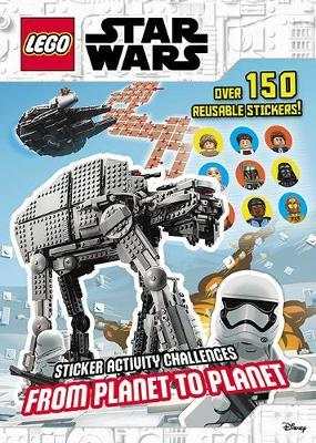 LEGO Star Wars: From Planet to Planet by LEGO