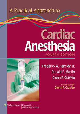 A Practical Approach to Cardiac Anesthesia image