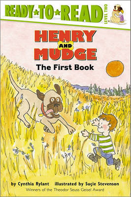 Henry and Mudge First Book by Cynthia Rylant image