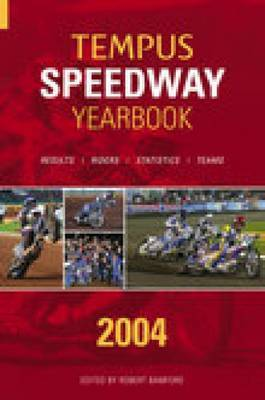 Tempus Speedway Yearbook by Robert Bamford image