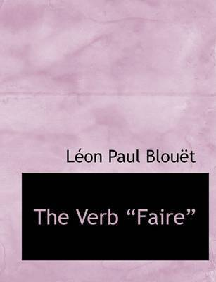 The Verb a Fairea by LAcon Paul BlouAlt