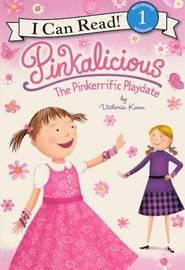 The Pinkerrific Playdate by Victoria Kann