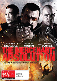 Mercenary: The Absolution on DVD
