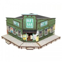 Dead Mans Hand: Feature Building 5: Rogan's Bar