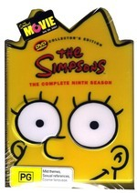 The Simpsons - Complete Season 9: Limited Edition (4 Disc Lisa Head) on DVD