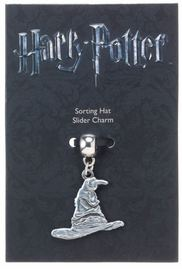 Harry Potter Charm - Sorting Hat (silver plated) image