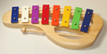 8 Tone Natural Wood Xylophone