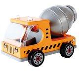 Hape: Mix 'N Truck - Wooden Vehicle