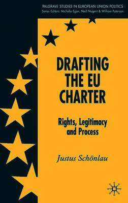 Drafting the EU Charter by Justus Schonlau image