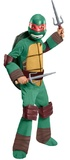 TMNT: Raphael Deluxe Costume - (Size 6-8)