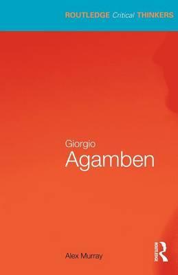 Giorgio Agamben by Alex Murray