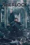 Sherlock Destruction Maxi Poster (637)