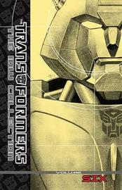 Transformers The Idw Collection Volume 6 by Zander Cannon