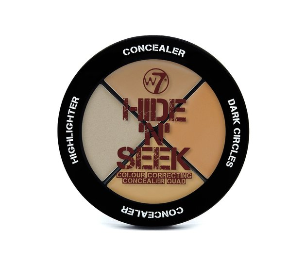 W7 Hide n Seek (Concealer Quad)