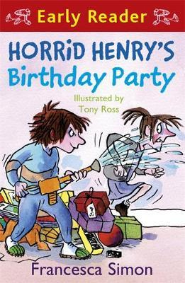 Horrid Henry's Birthday Party: (Early Reader) by Francesca Simon image