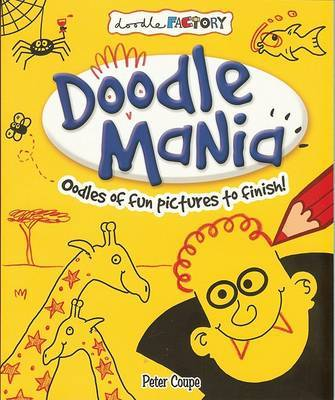 Doodle Mania by Peter Coupe image