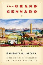 The Grand Gennaro by Garibaldi M. Lapolla