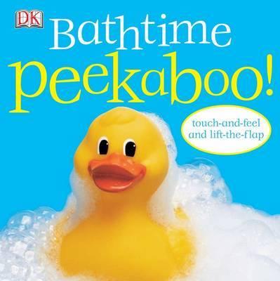 Bathtime Peekaboo!