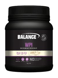Balance WIP Protein Powder - Vanilla (750g)