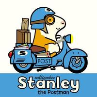 Stanley the Postman by William Bee