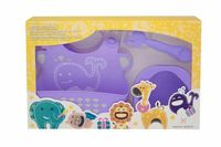 Marcus & Marcus: Baby Feeding Set - Whale image