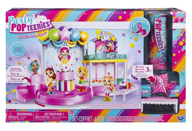 Party Pop: Teenies - Poptastic Playset (Blind Box)