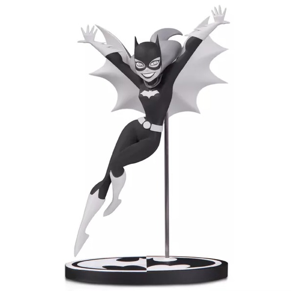 DC Comics: Batgirl (Black & White) - Collectors Statue