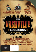 Nashville Collection, The (3 Disc Set) on DVD