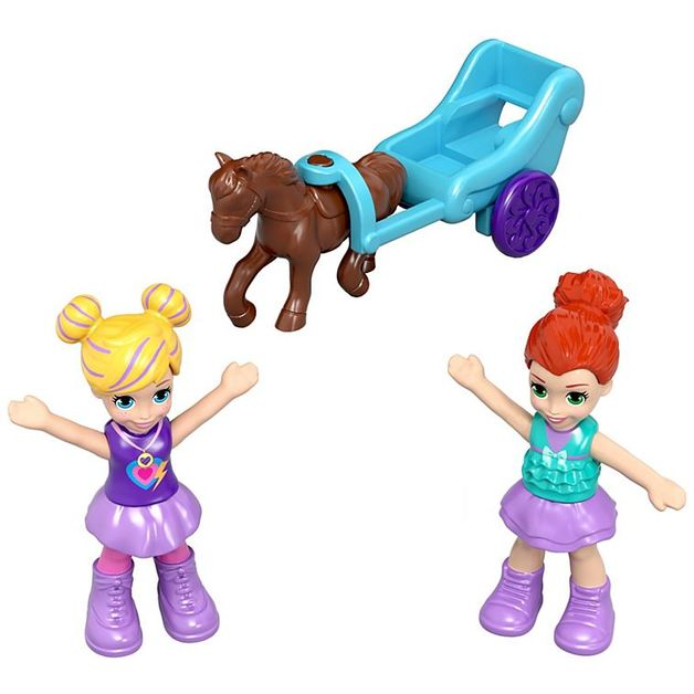 Polly Pocket: Big Pocket World - Tiny Twirlin Music Box