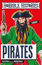 Pirates by Terry Deary