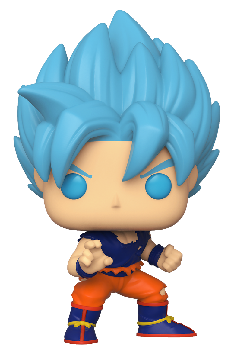 SSGSS Goku - Pop! Vinyl Figure image