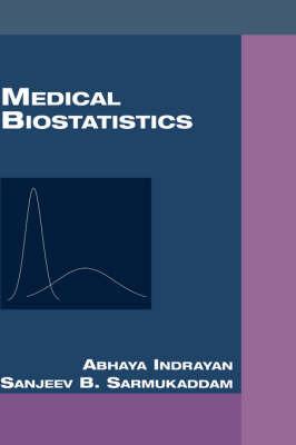 Medical Biostatistics by Abhaya Indrayan image