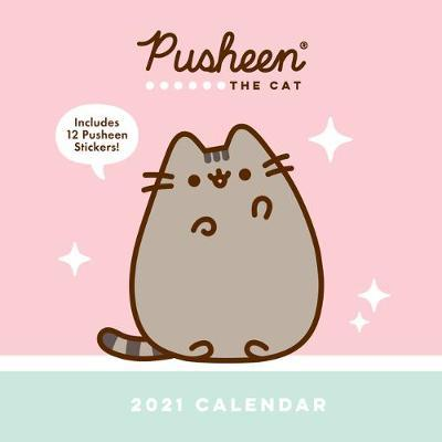 Pusheen 2021 Wall Calendar by Claire Belton