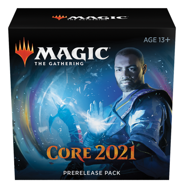 Magic the Gathering: Core Set 2021 Prerelease Pack